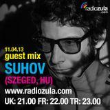 Suhov - Radio Zula Guest mix