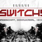 Coda b2b Pandora Live @ Switch! Vienna 11/11/11