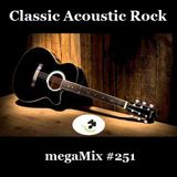megaMix #251 Classic Acoustic Rock