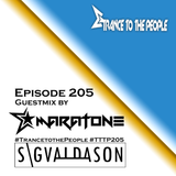 Trance to the People 205 (Guestmix by Maratone)