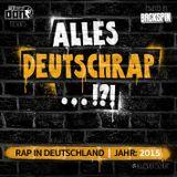 Alles Deutschrap…?!? Rap in Deutschland 2015