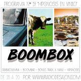 Boombox nº19  17/07/2017