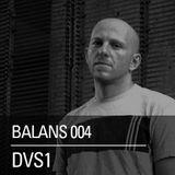 BALANS004 - DVS1