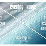 Evening Lounge 1. part - Canobee & Toys Voice (Café Mojo Inn)