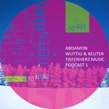 Abdamon / Wuttig & Reuter - Snow in the front Mix - TIEFENHERZ MIXCLOUD PODCAST 1