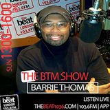 @TheBTMClub with #BarrieThomas 07.10.18 1PM - 4PM [GMT]