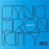 Konektiv (RADIO) SYNC_365 (EP 004) Live @ DI RADIO (7/4/2014)