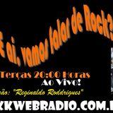 """Programa """"E Aí, Vamos Falar de Rock?""""  23/Set/2014"""