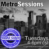 DJ XEL Guest Mix on Metro Sessions 10.6.15