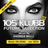 FUTURE SELECTION WEEK 05-2016