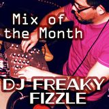 March Mix of the Month by DJ Freaky Fizzle