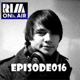 Rim ON AIR - EPISODE016
