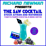 Richard Newman Presents The SAW Cocktail
