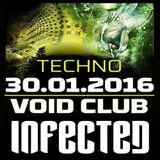 Zachary M @ Infected - Void Berlin - 30.01.2016