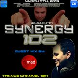 The Jammer - Synergy 2015 Podcast 03 Feat. DJ Mad [EPISODE 102]