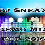 Dj Mac Sneaky - Demo Mix Feb 2016