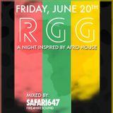 RGG Vol. 1 mixed by Safari