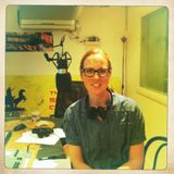 13/05/12: Present with Saskia Pomeroy Interview and Exclusive NoisseS Mix
