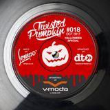 018 Twisted Pumpkin // OCT 2017 // Halloween Special