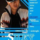 Mix Vol.2 Club Play Mix #1 SILKY SOUL@Sibuya Milkyway 2011-08-20