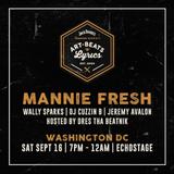 Live @ Art Beats & Lyrics DC (9/17)