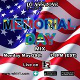 Memorial Day Mix (Hotline Radio)