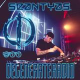 Sean Tyas - Degenerate Radio 011 [27.03.2015]
