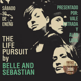 Vintage - Belle and Sebastian - The Life Pursuit