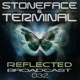 The DJ's Stoneface & Terminal Reflected Broadcast 32 (Best Of 2017 producer Set)