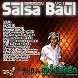 Salsa Baul #1 - DJ.lenen el latín del guarico (2014)