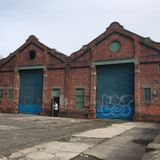 Unedited Audio from the visit to the Former Tram Depot at Maryfield