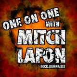 1on1 Mitch Lafon 167 - Steve Vai & Martin Turner (Wishbone Ash)