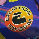 DJ Rap & MCMC - Eruption 101.3FM - 1993