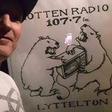 Waxed on Wednesdays,Rotten radio 107.7FM (01/05/19) Ashburton music month.