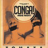 Conga! Indie Night (18-07-2014)