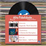 Alta Fidelidade   09.06.2015   Lançamento do LP 'Legends: Rock Gaúcho'