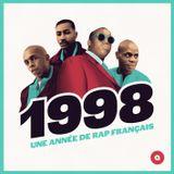 1998, une année de rap français
