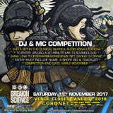 Breakin science & Def inition Bday Bash competition entry