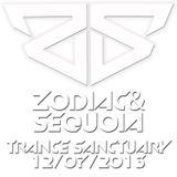 - --=-  -=-- Zodiac & Sequoia --=- -=-- -----=- Trance Sanctuary  -=----   Summer Party - 13/07/2013