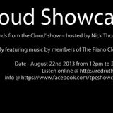 Sounds From The Cloud,Piano Show Special,Redruth Radio,22 Aug2013.
