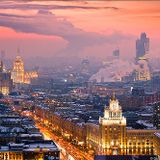 Russian Winter Love