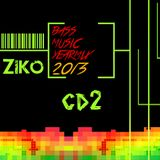Ziko - Bass Music Yearmix 2013 CD2