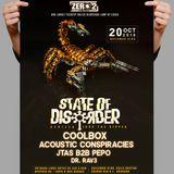 minimix promo 20 octubre zer0'2 soul - State Of Disorder