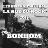 Les Interviews BAM @ la Rue du Rock 2019 : Bônhom