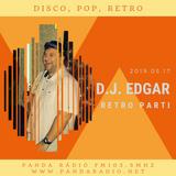 D.J. Edgar Retro Parti 2019.05.17.