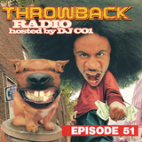 Throwback Radio #51 - DJ Blue (Hip Hop Party MIx)