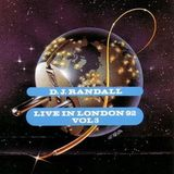 Randall AWOL 'Live in London '92 Vol 3 (Tape 2)