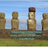 Different Angle Dj RobO April 21st 2019 Acxit Web radio