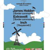 James Holden - live at Border Community in Rex Club, Paris, FRA (2009.04.11.)