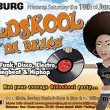 OLDSKOOL @ THA BEACH - 10TH of JUNE 2017 - LIVE BY DB962 - 01:00 - 02:00h